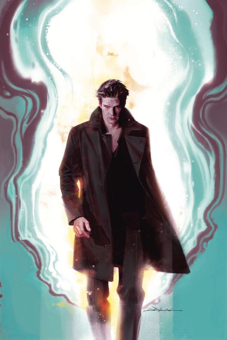 Angel, Season 11 #1 (Cover B Jeff Dekal)