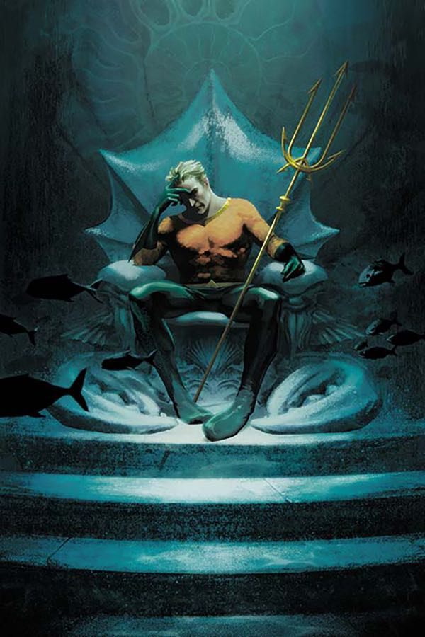 Aquaman #16 (Cover B Joshua Middleton)