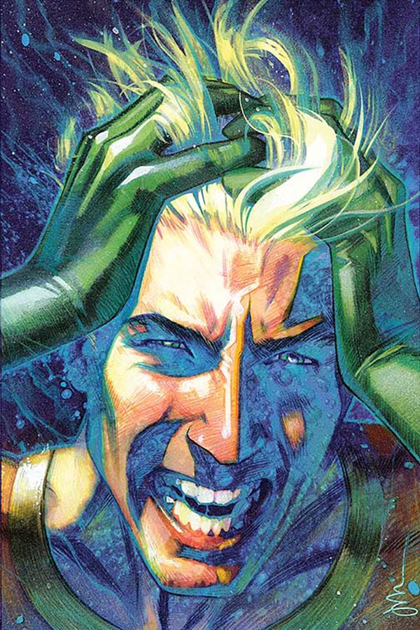 Aquaman #17 (Cover B Joshua Middleton)