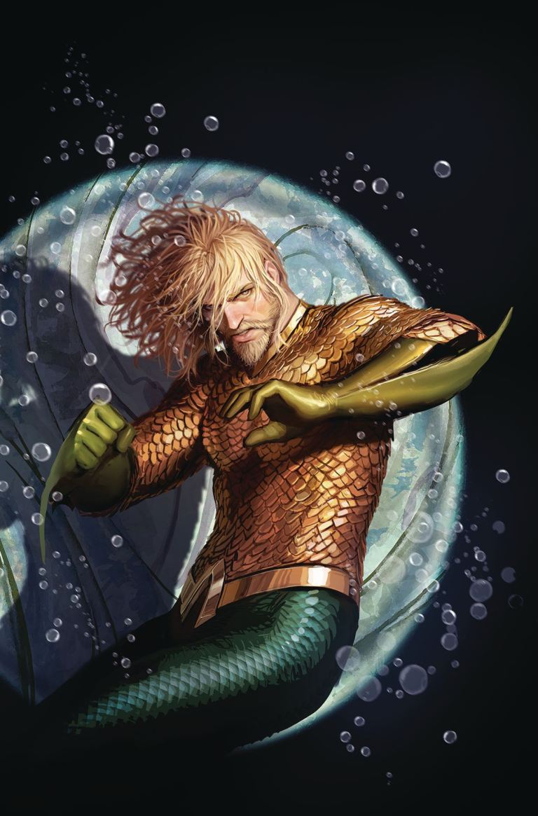 Aquaman #25 (Cover A Stjepan Sejic)