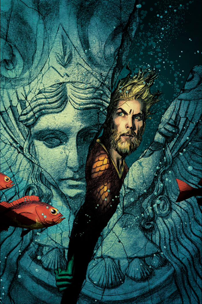 Aquaman #25 (Cover B Joshua Middleton)
