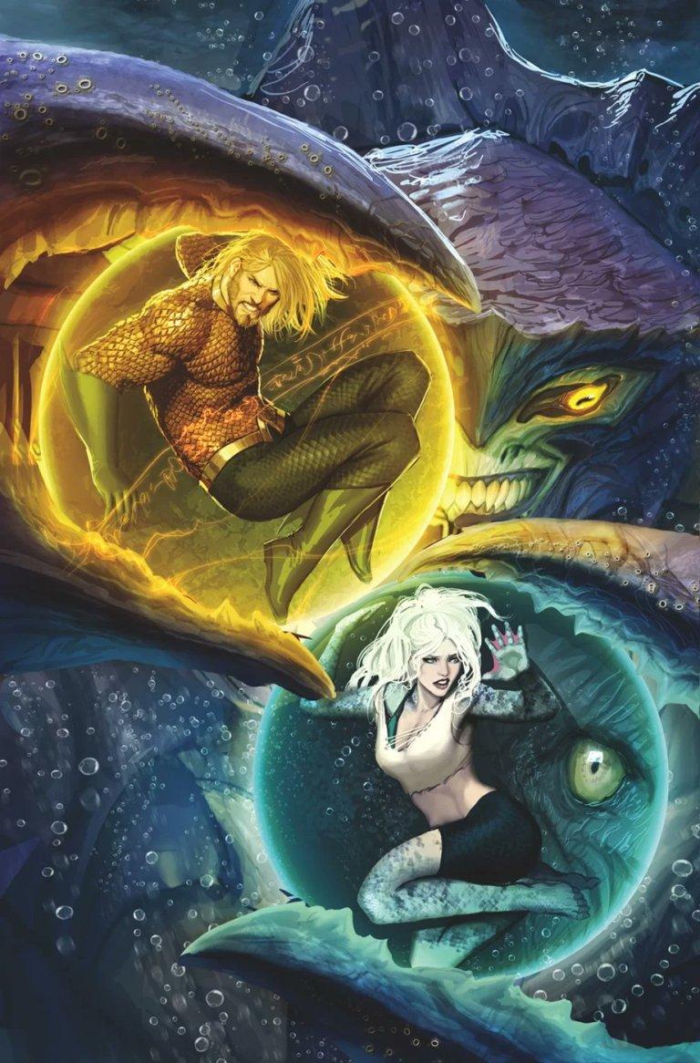 Aquaman #27 (Cover A Stjepan Sejic)