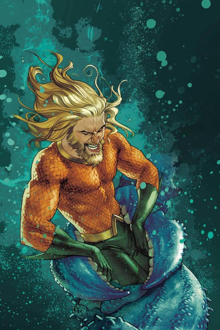 Aquaman #27 (Cover B Joshua Middleton)