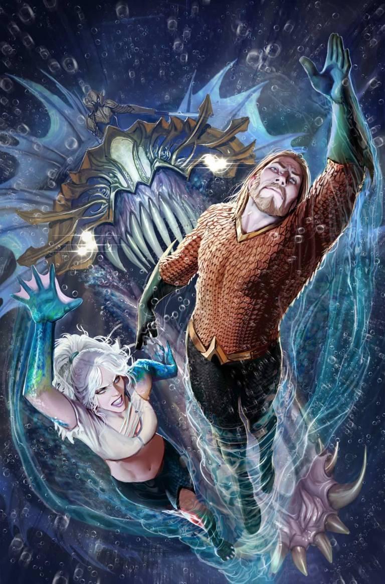 Aquaman #28 (Cover A Stjepan Sejic)