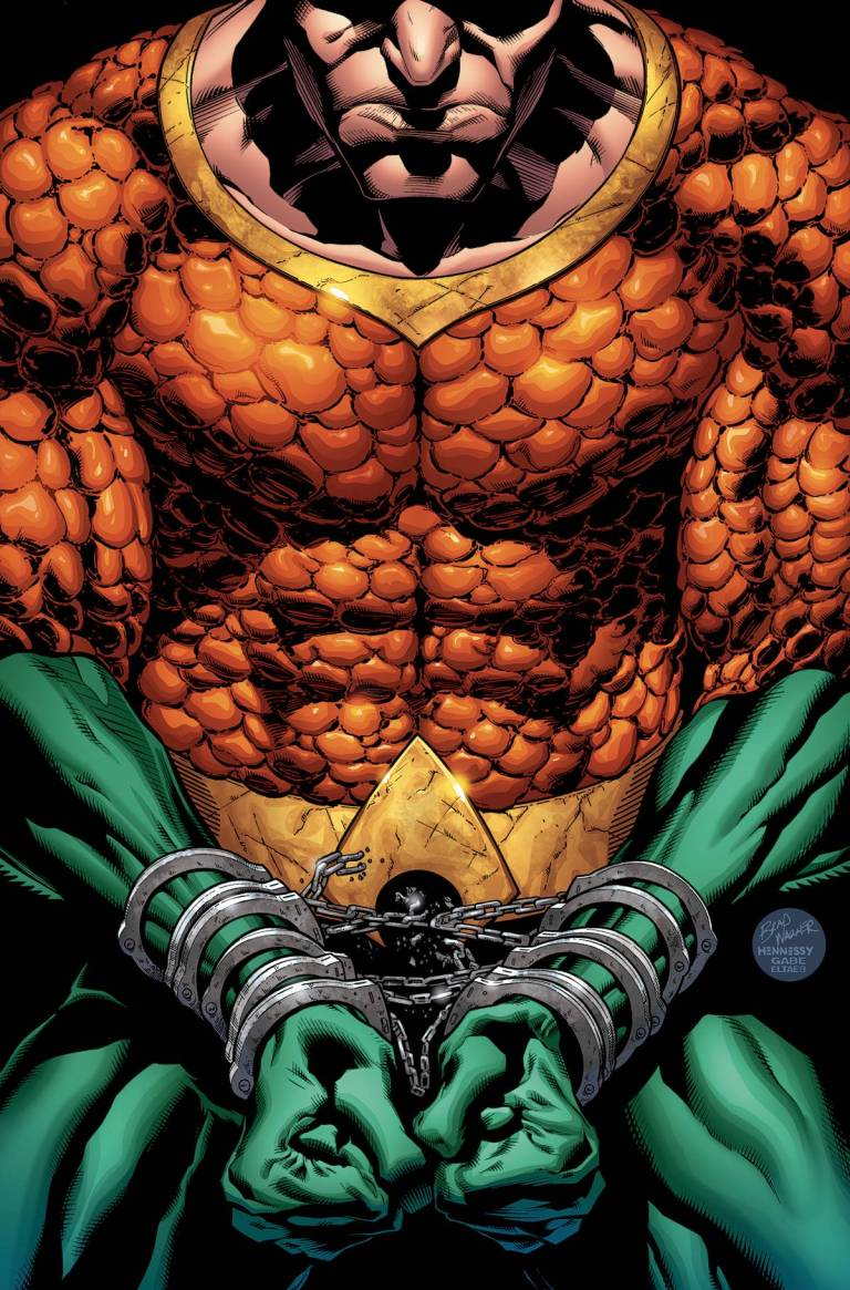 Aquaman #4 (Cover A Brad Walker & Andrew Hennessy)
