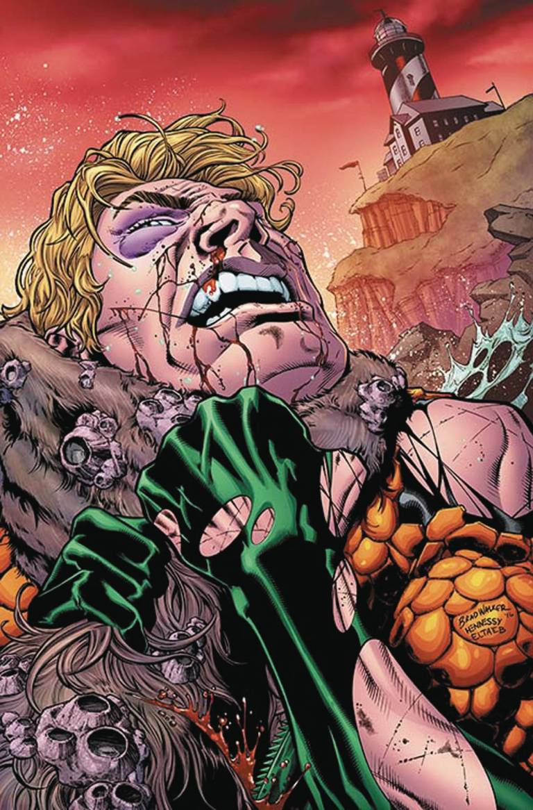 Aquaman #9 (Cover A Brad Walker & Andrew Hennessy)