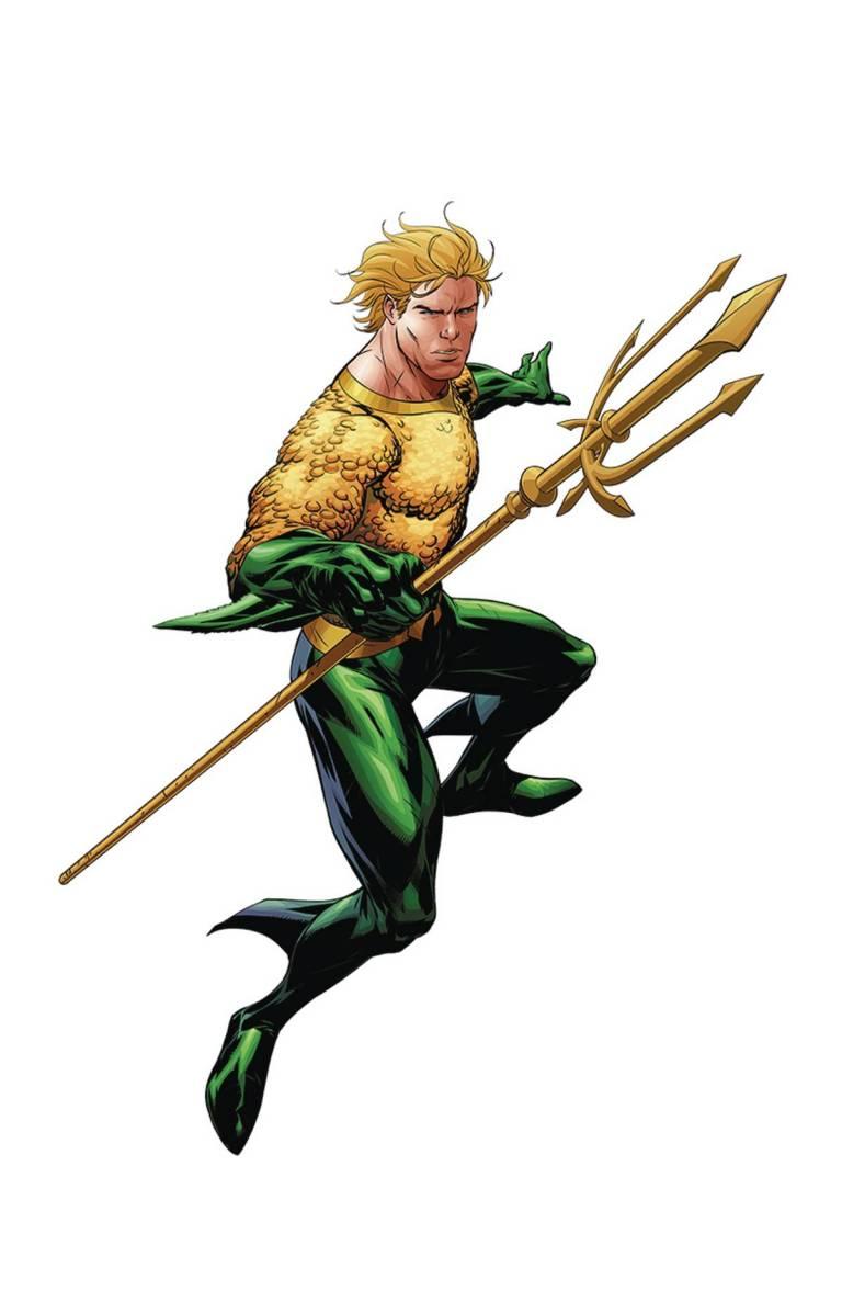 Aquaman Rebirth #1 (Ryan Bemjamin Variant Cover)