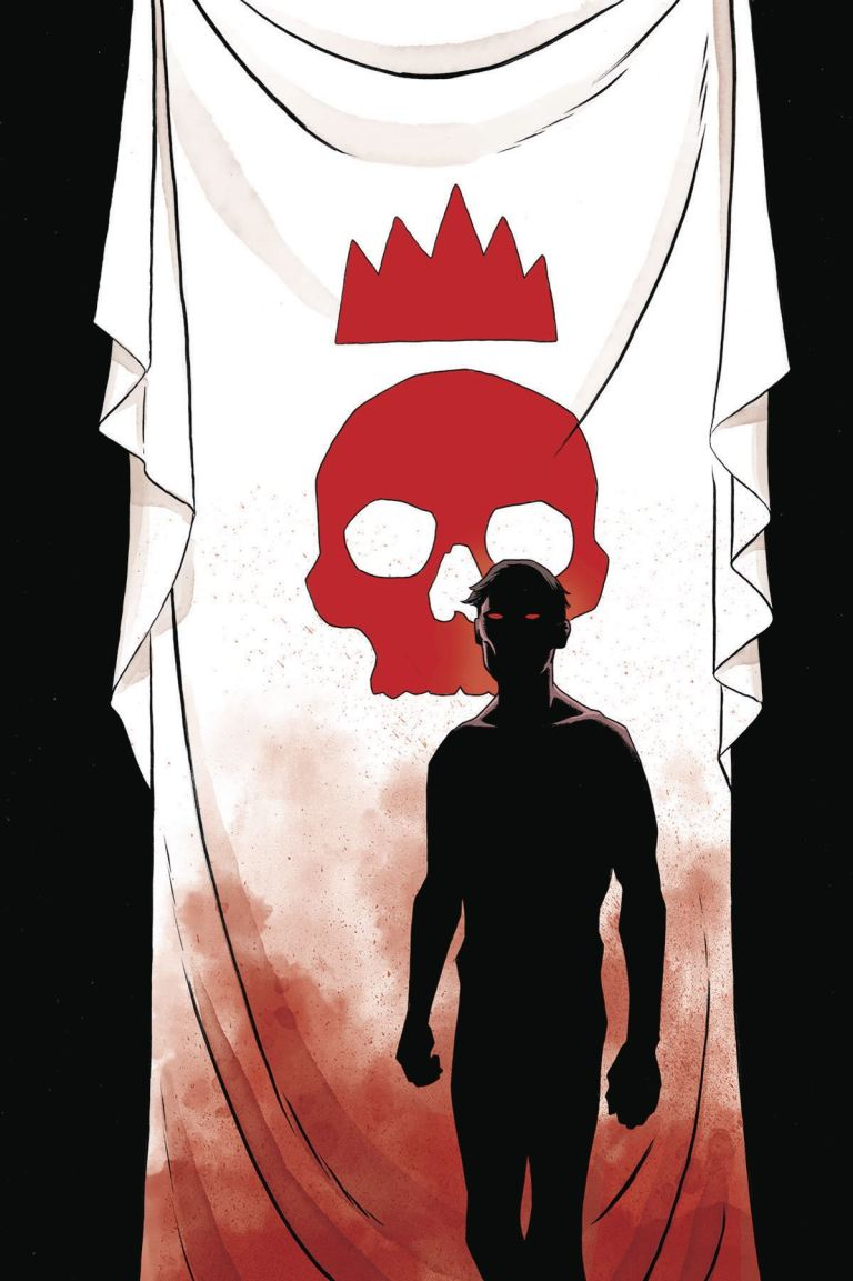 Baltimore The Red Kingdom #2 (Ben Stenbeck Cover)
