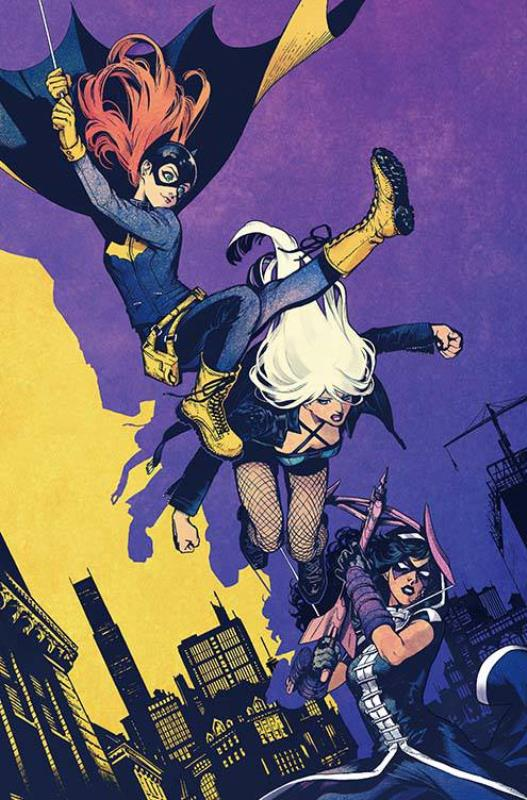 Batgirl And The Birds Of Prey #1 (Cover B Karmome Shirahama)