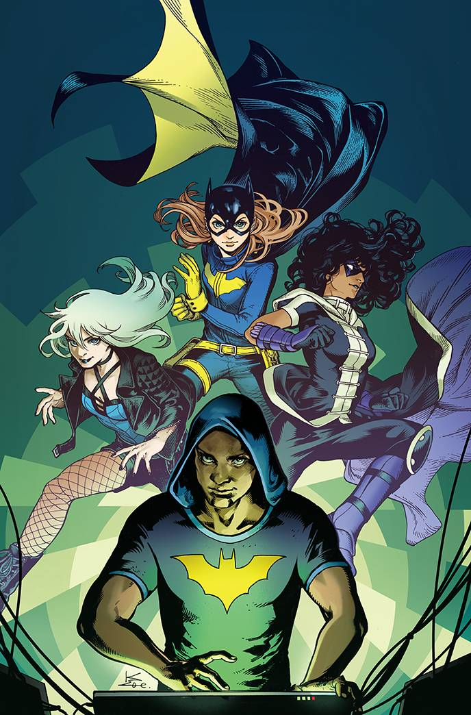Batgirl And The Birds Of Prey #11 (Cover B Karmome Shirahama)