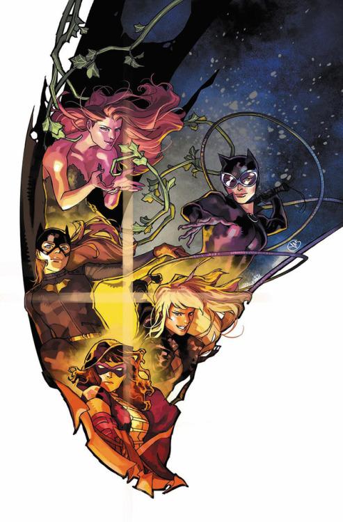 Batgirl And The Birds Of Prey #13 (Cover B Yasmine Putri)
