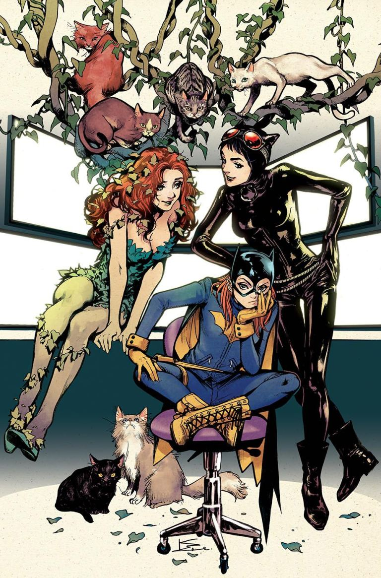Batgirl And The Birds Of Prey #14 (Cover B Karmome Shirahama)