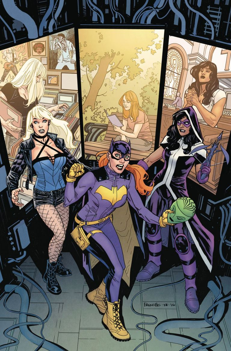 Batgirl And The Birds Of Prey #5 (Cover A Yanick Paquette)