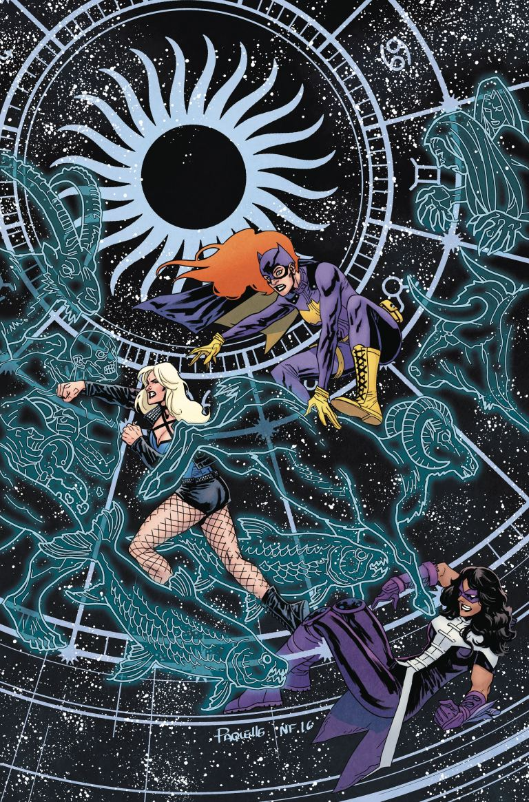 Batgirl And The Birds Of Prey #7 (Cover A Yanick Paquette)