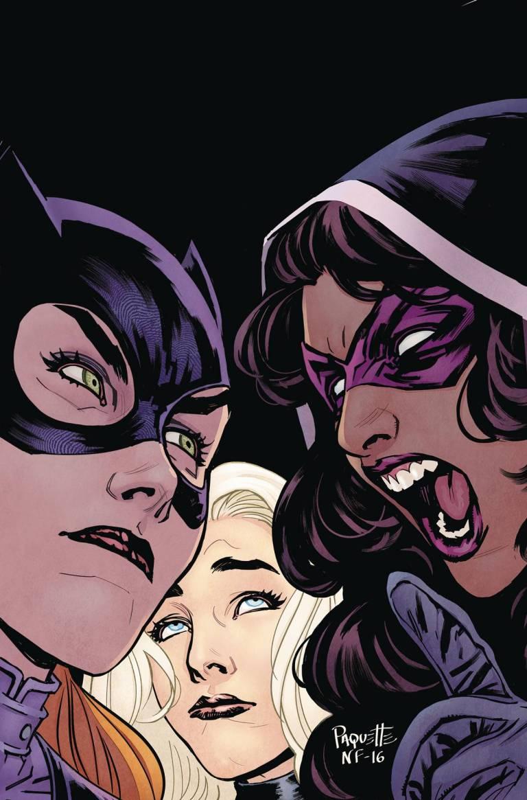 Batgirl And The Birds Of Prey Rebirth #1 (Cover A Yanick Paquette)