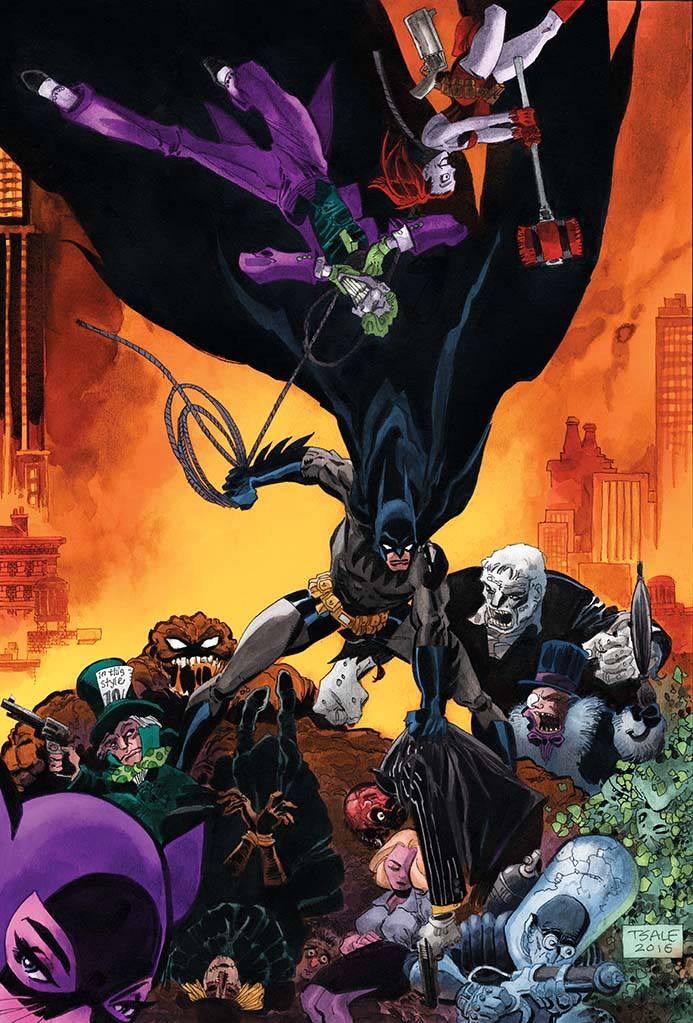 Batman #1 (Cover B Tim Sale)