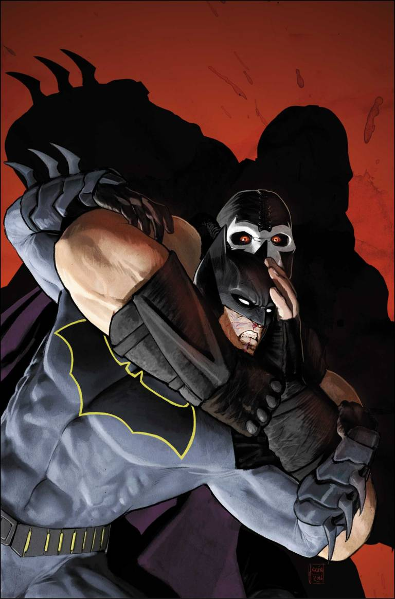 Batman #13 (Cover A Mikel Janin)
