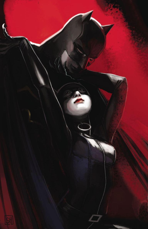 Batman #14 (Cover A Stephanie Hans)