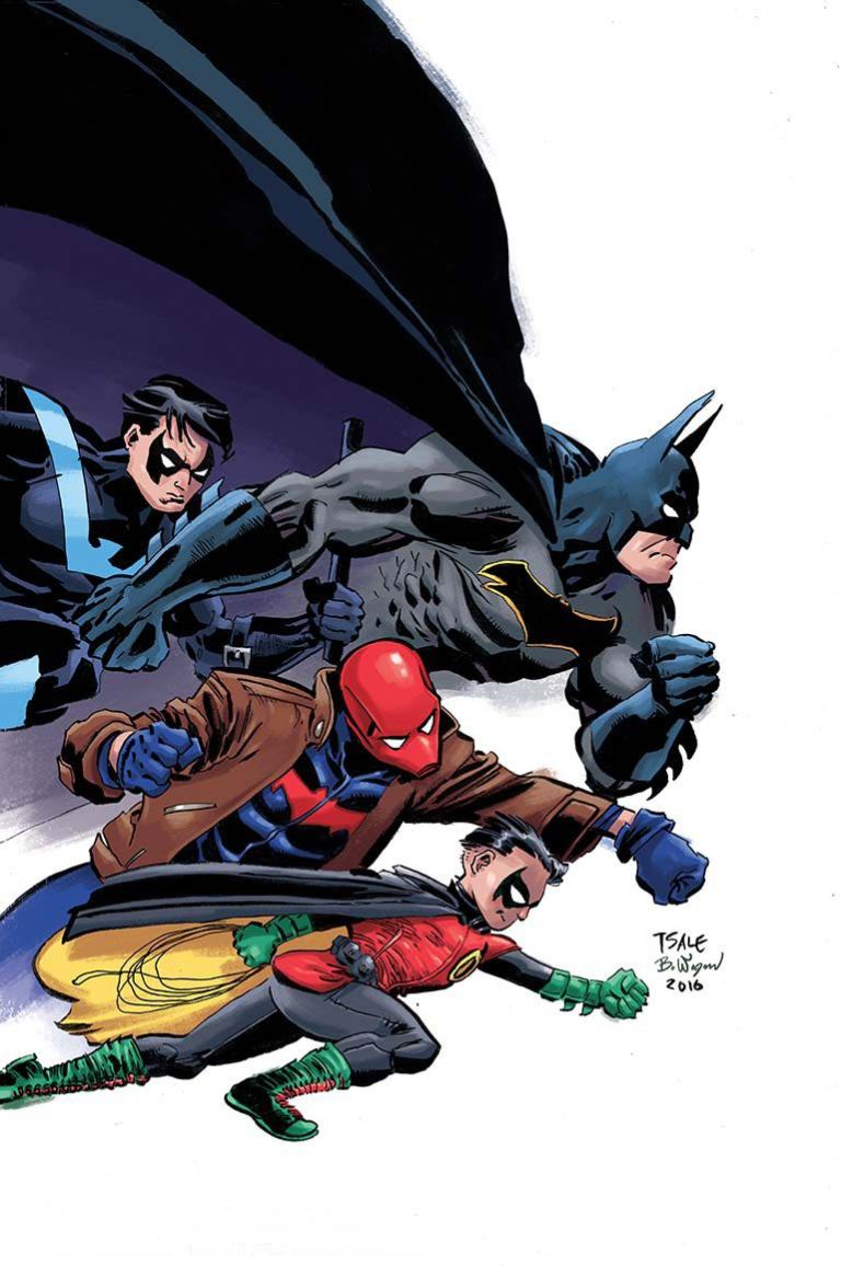 Batman #16 (Cover B Tim Sale)