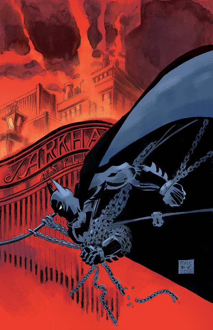 Batman #17 (Cover B Tim Sale)