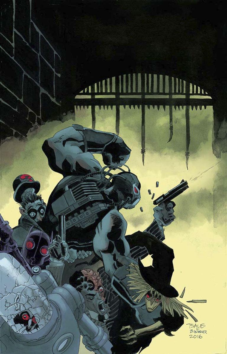 Batman #19 (Cover B Tim Sale)