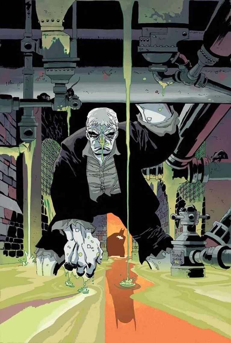 Batman #2 (Cover B Tim Sale)