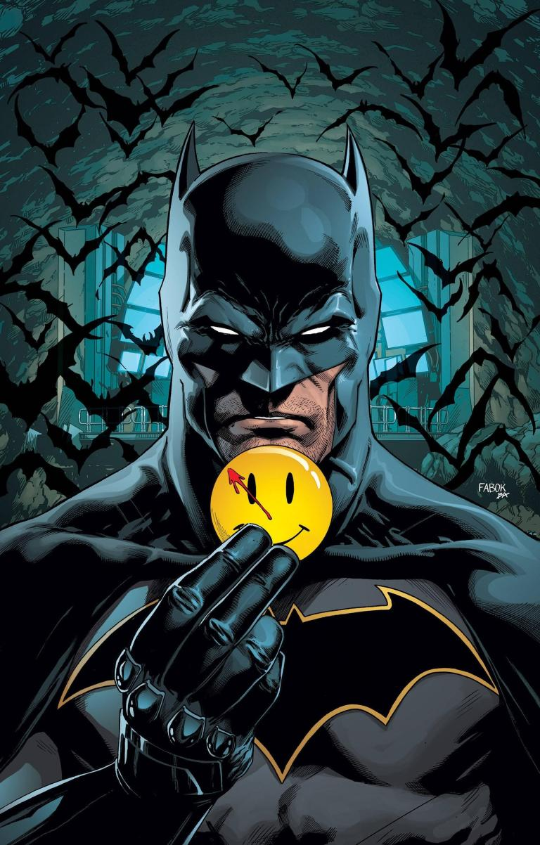Batman #21 (Cover C Jason Fabok Lenticular Edition)