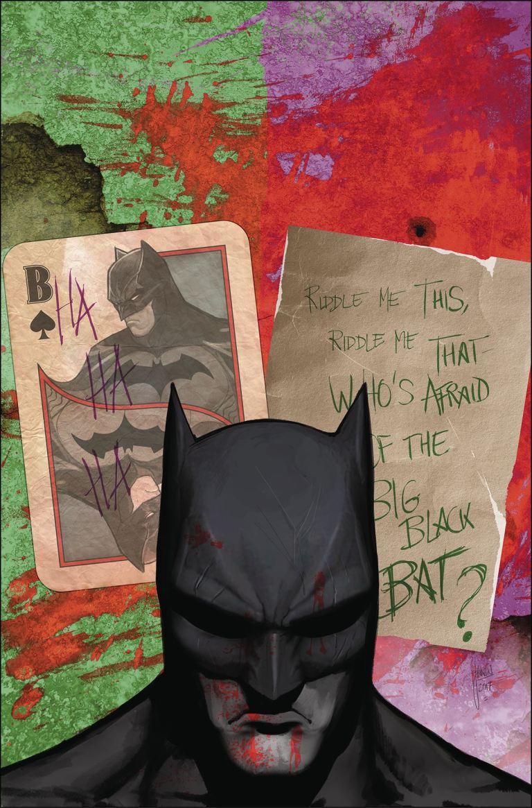 Batman #25 (Cover A Mikel Janin)