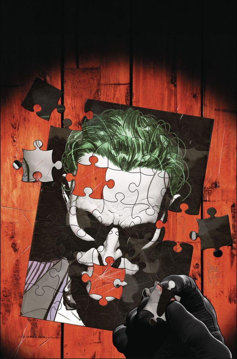 Batman #26 (Cover A Mikel Janin)