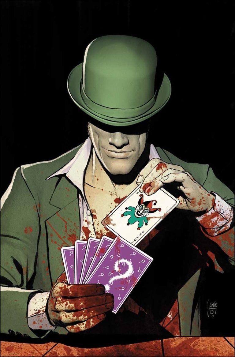 Batman #27 (Cover A Davide Gianfelice)