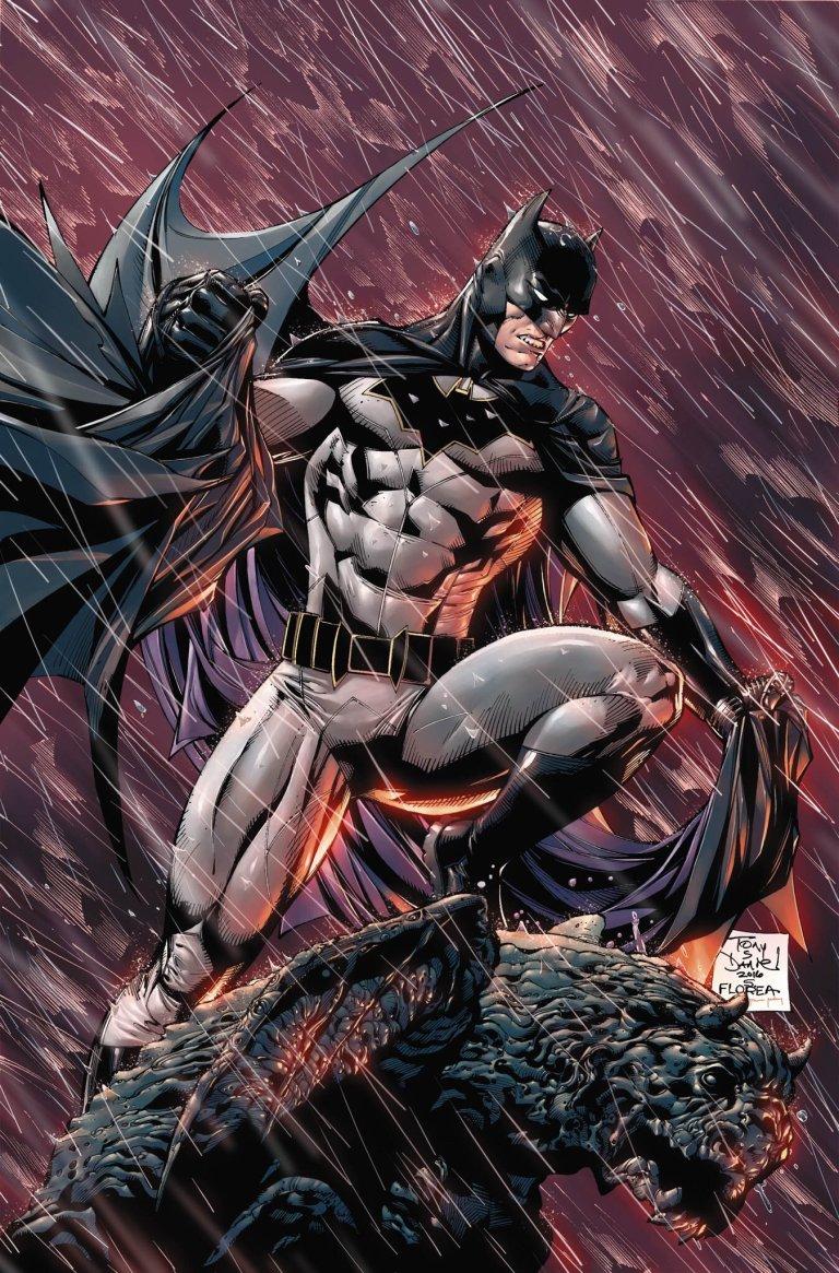 Batman #27 (Cover B Tony Daniel)