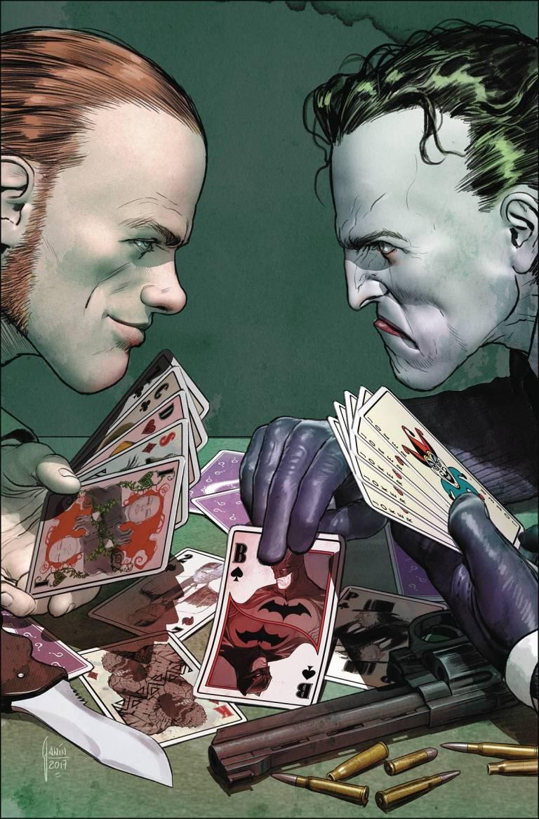 Batman #28 (Cover A Mikel Janin)