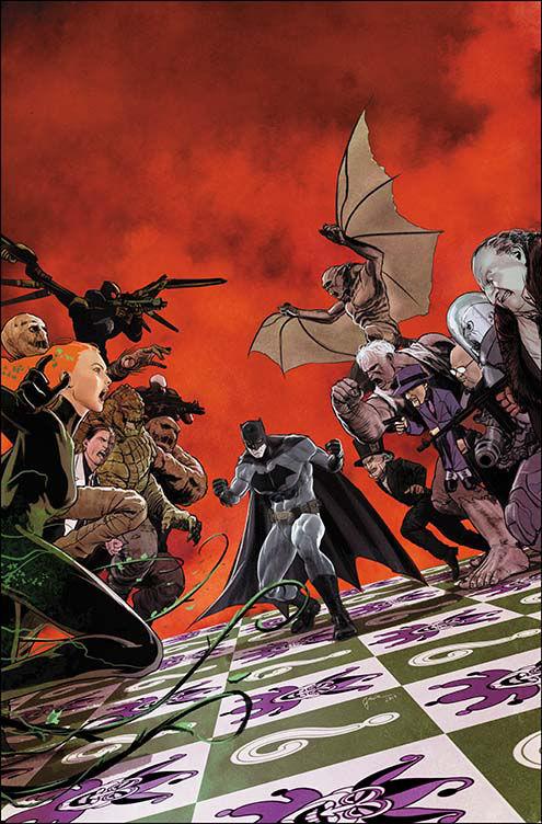 Batman #29 (Cover A Mikel Janin)