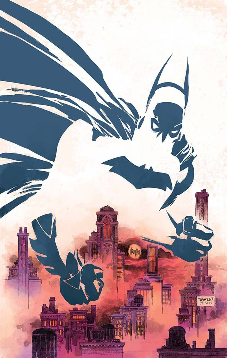 Batman #3 (Cover B Tim Sale)