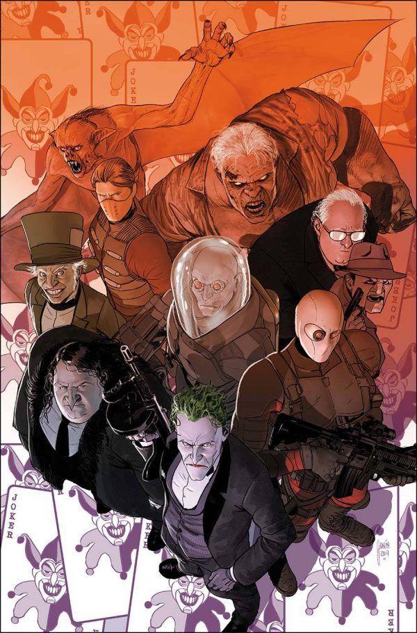 Batman #31 (Cover A Mikel Janin)