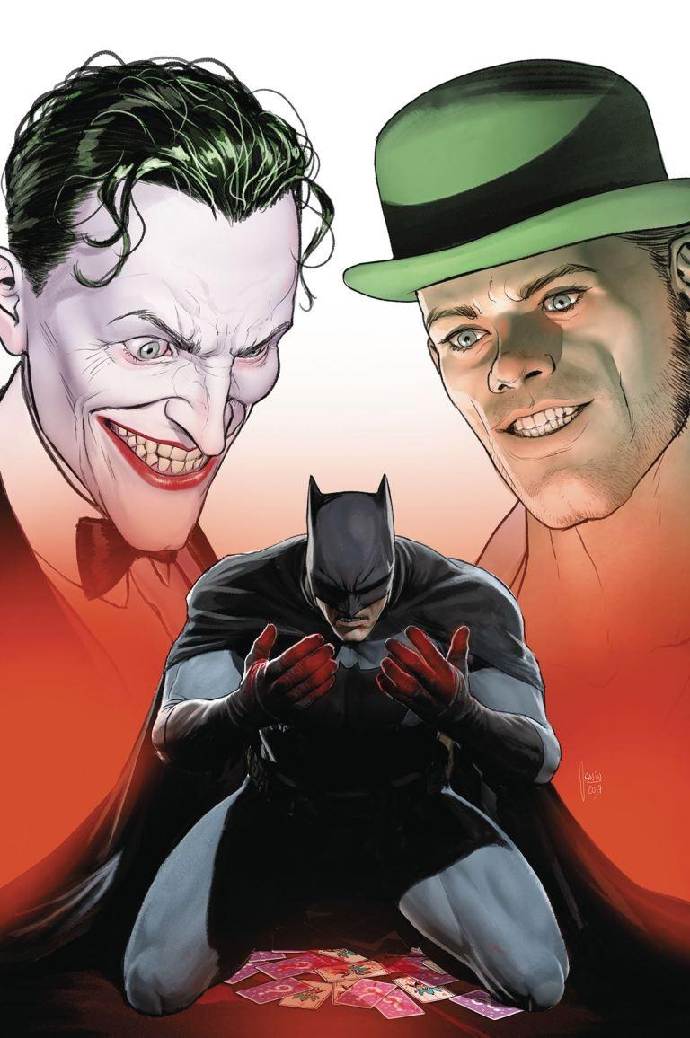 Batman #32 (Cover A Mikel Janin)