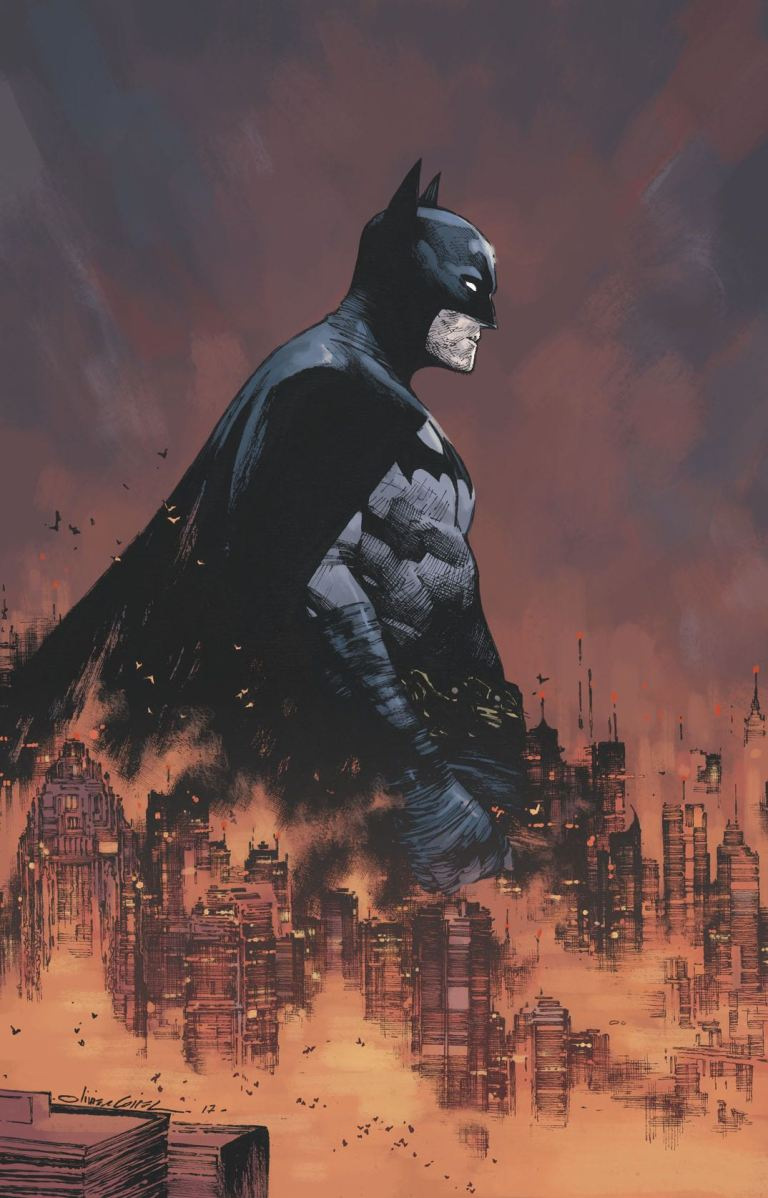 Batman #32 (Cover B Olivier Coipel)