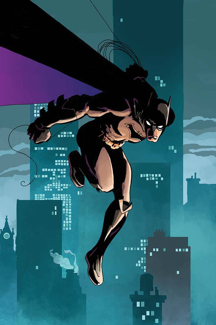 Batman #4 (Cover B Tim Sale)