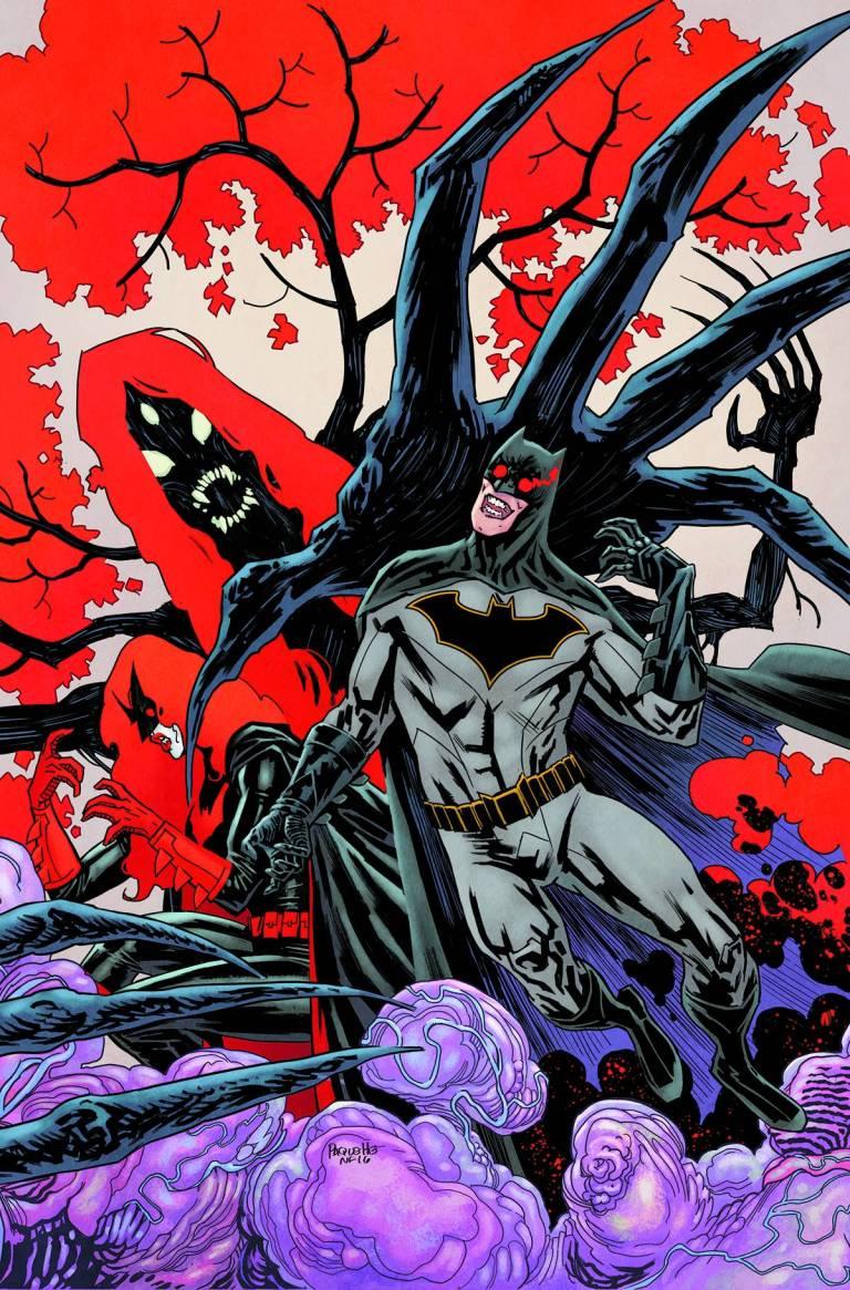 Batman #8 (Cover A Yanick Paquette)