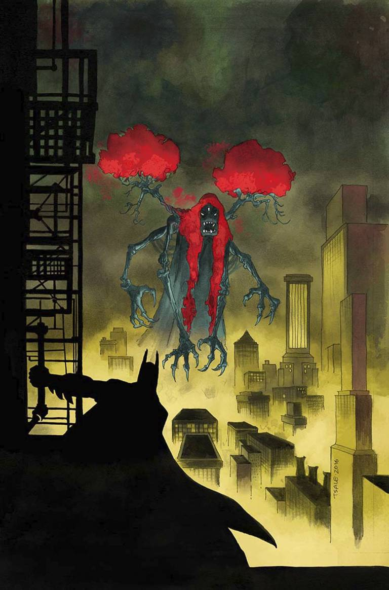 Batman #8 (Cover B Tim Sale)