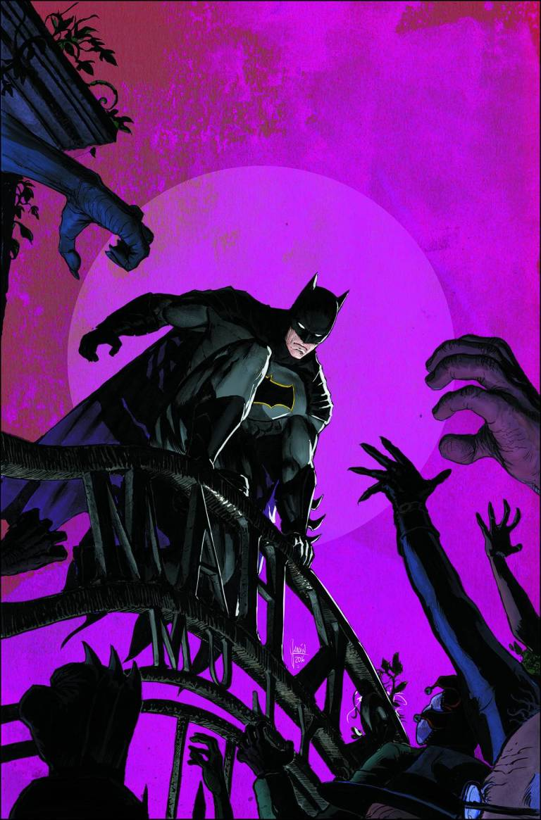 Batman #9 (Cover A Mikel Janin)