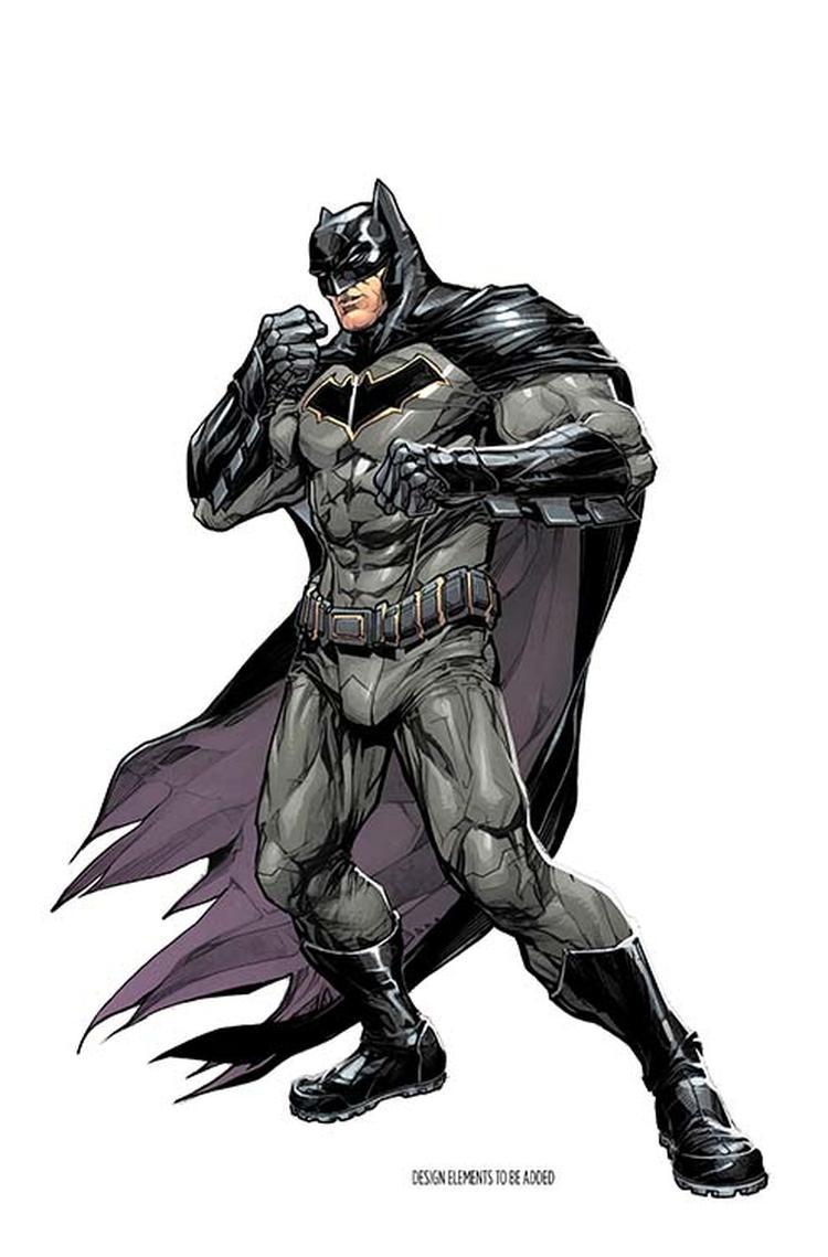 Batman Rebirth #1 (Cover B Howard Porter)