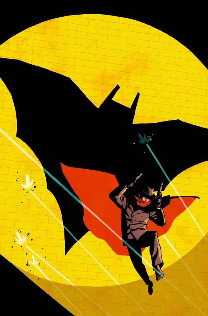 Batman The Shadow #1 (Cover C Cliff Chiang)