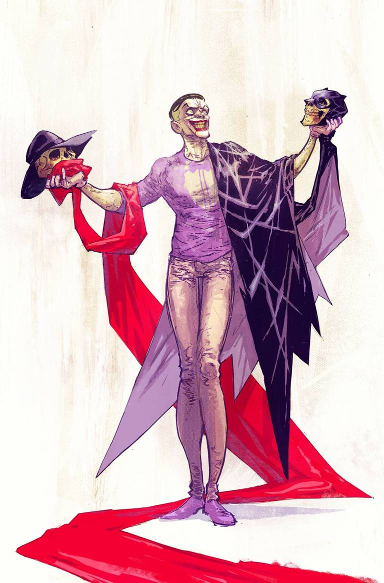 Batman The Shadow #3 (Cover A Riley Rossmo)