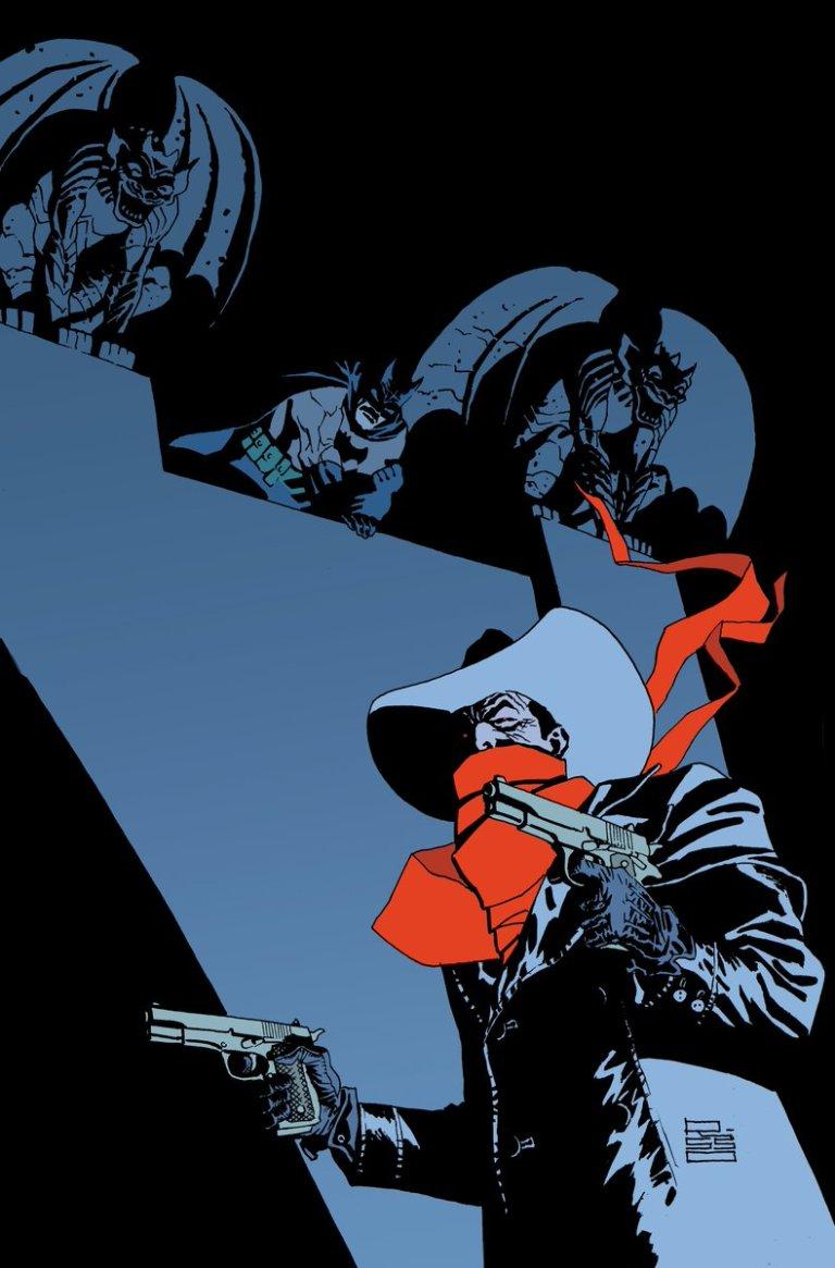 Batman The Shadow #3 (Cover B Eduardo Risso)