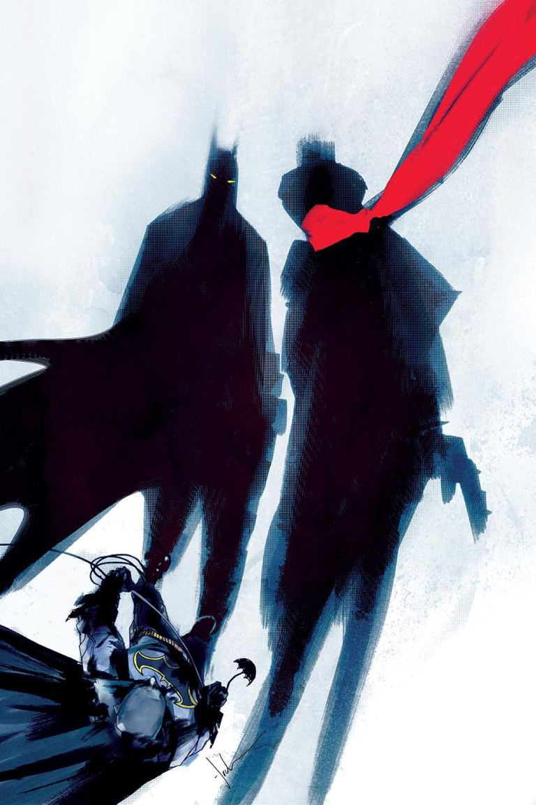 Batman The Shadow #6 (Cover B Jock)