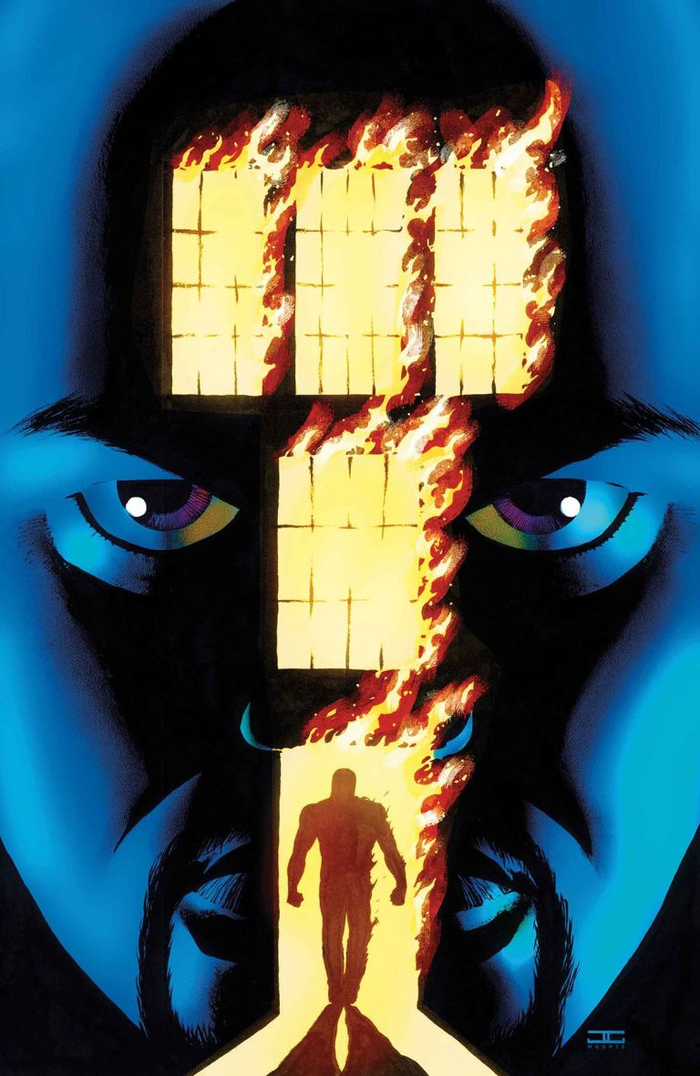 Black Panther And The Crew #4 (John Cassaday Cover)