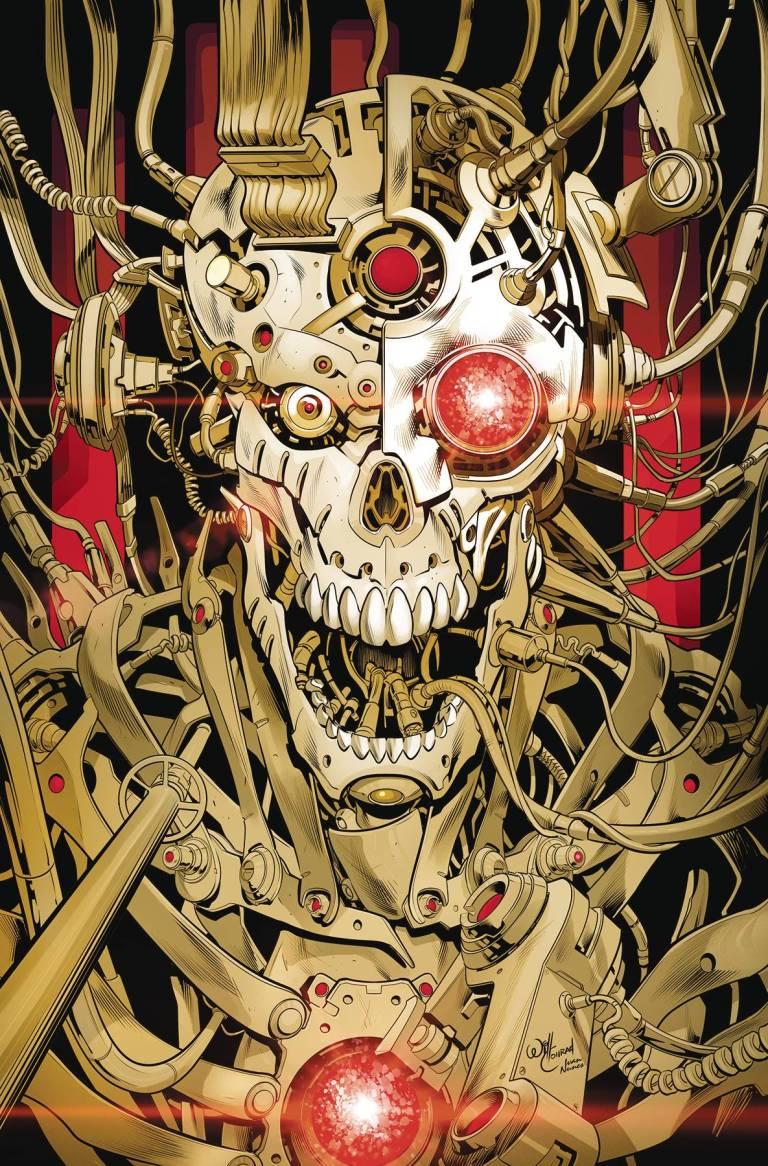 Cyborg #15 (Cover A Will Conrad)