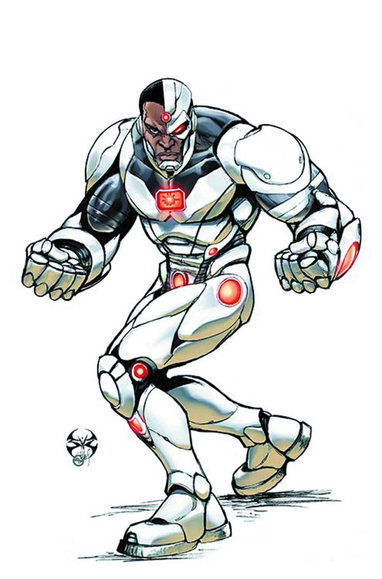 Cyborg Rebirth #1 (Cover B Joe Benitez)