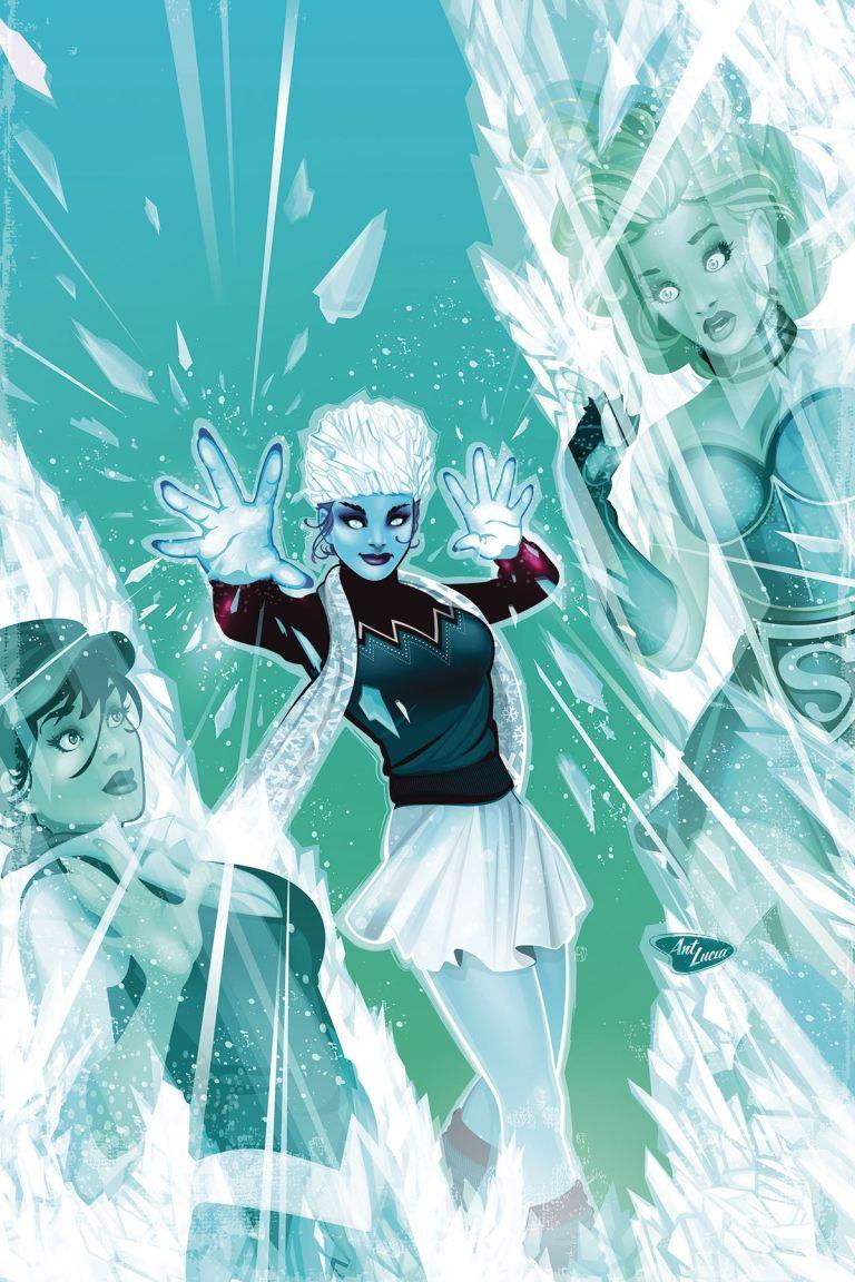 DC Comics Bombshells #31 (Ant Lucia Cover)